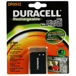 Battery Duracell DR9932 equivalent to NIKON EN-EL12