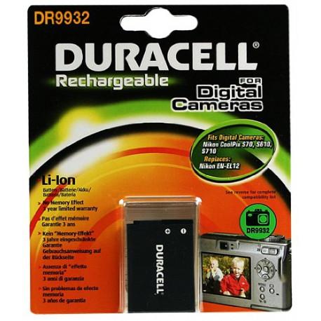Duracell DR9932 еквивалент на NIKON EN-EL12
