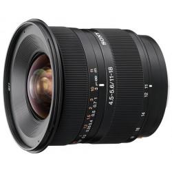 обектив Sony SAL 11-18mm f/4.5-5.6 DT