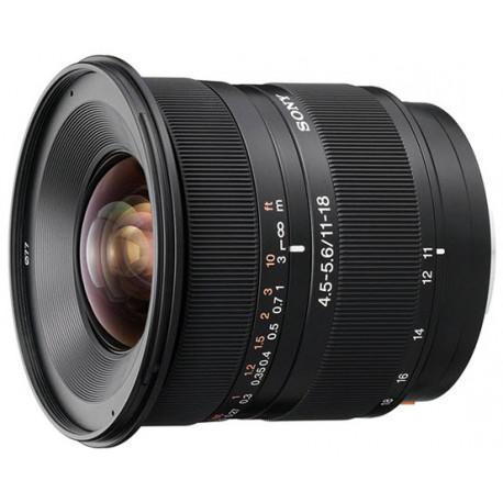 Sony SAL 11-18mm f / 4.5-5.6 DT