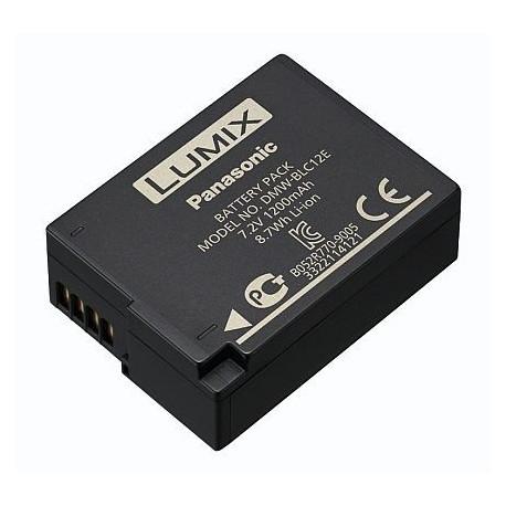 Panasonic Lumix DMW-BLC12E Li-ION