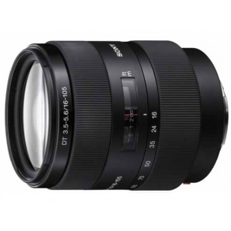 Sony SAL 16-105mm f/3.5-5.6 DT