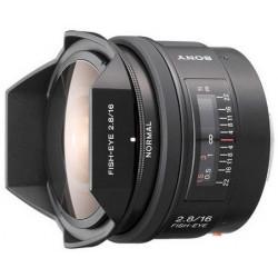 обектив Sony SAL 16mm f/2.8 Fisheye