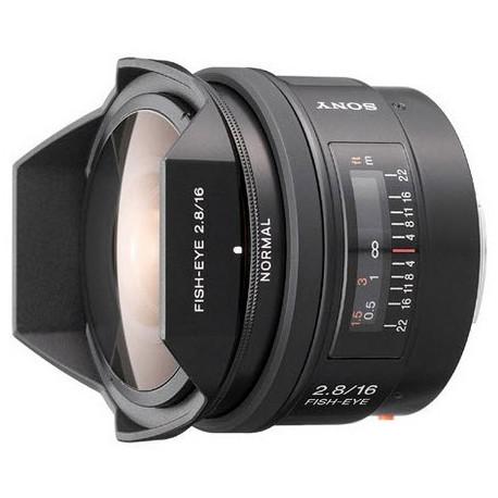 Sony SAL 16mm f/2.8 Fisheye