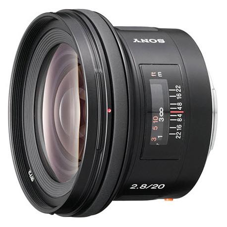 Sony SAL 20mm f/2.8