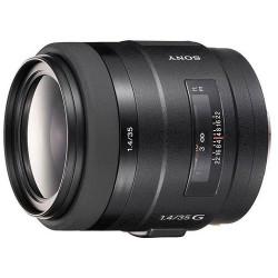 Lens Sony SAL 35mm f/1.4G