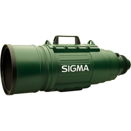 Sigma 200-500MM F / 2.8 EX DG APO for CANON