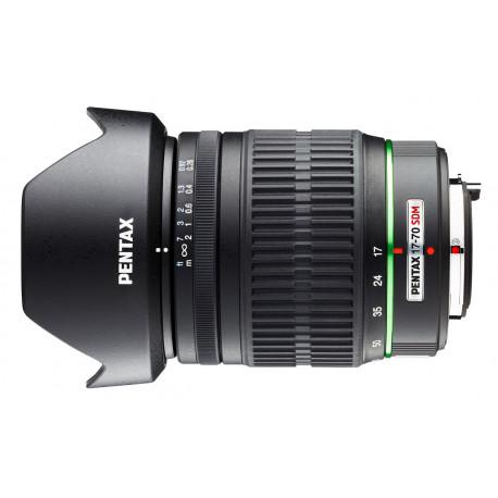 Pentax SMC 17-70mm F / 4 DA AL SDM