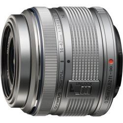Olympus ZD Micro 14-42mm f / 3.5-5.6 II R MSC (Silver)