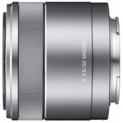 обектив Sony SEL 30mm F/3.5 Macro