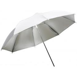 Чадър сребрист отражателен 84 см