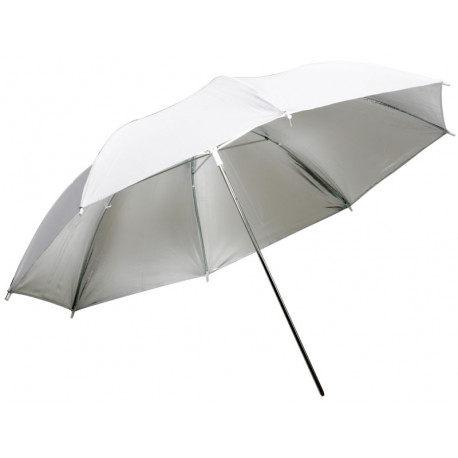 Green Studio Umbrella silver reflective 84 cm