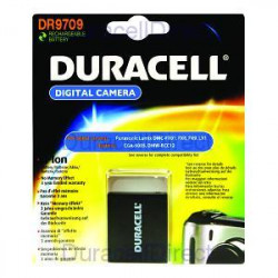 Battery Duracell DR9709 equivalent to Panasonic CGA-S005 / DMW-BCC12