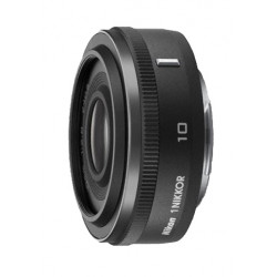 Lens Nikon 1 Nikkor 10mm f / 2.8 (black)