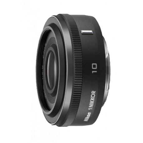 Nikon 1 Nikkor 10mm f/2.8 (черен)