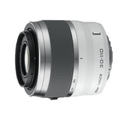 1 Nikkor VR 30-110mm f/3.8-5.6 (бял)