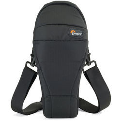 чанта Lowepro S&F Quick flex pouch 55 AW (черен)