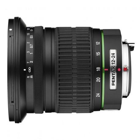 Pentax SMC 12-24mm f/4 DA ED AL