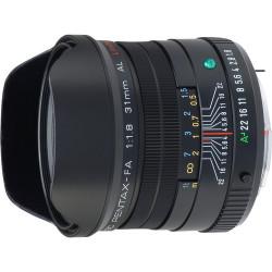 обектив Pentax SMC 31mm f/1.8 FA AL Limited