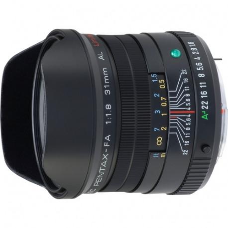 Pentax SMC 31mm f / 1.8 FA AL Limited