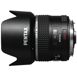 Lens Pentax SMC DFA 645 f / 2.8 55mm AL [IF] SDM AW