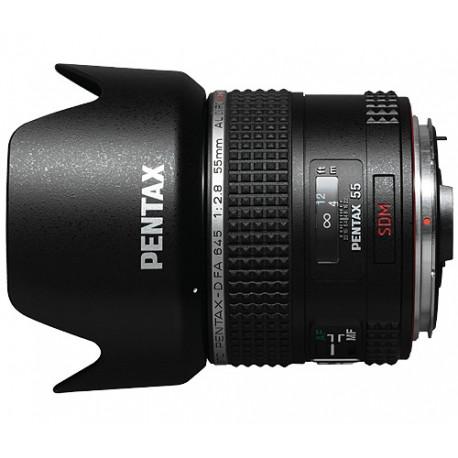 Pentax SMC DFA 645 f / 2.8 55mm AL [IF] SDM AW