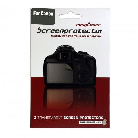 EasyCover SPC70D Защитно фолио за Canon 70D/80D/90D/6D Mark II