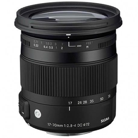 Sigma 17-70mm f / 2.8-4 DC HSM OS Macro | C for Nikon