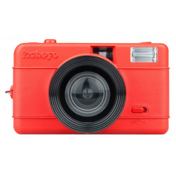 Camera Lomo FCP100RED Fisheye One Red