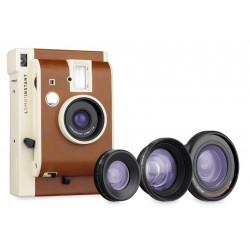 фотоапарат Lomo LI800LUX Instant Sanremo + 3 обектива