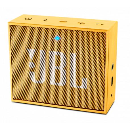 JBL Go (жълт)