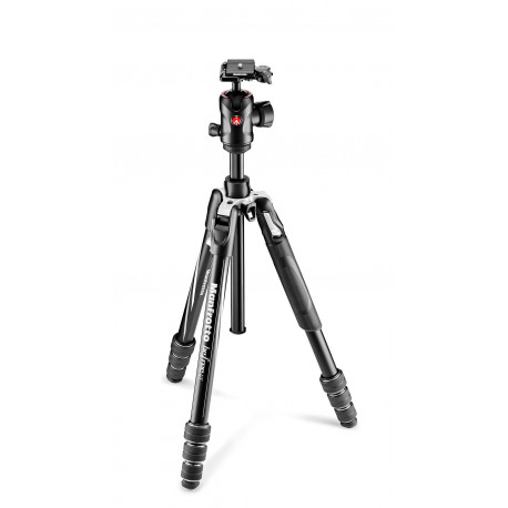 Manfrotto Befree GT Travel Tripod (Black)