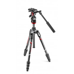 статив Manfrotto Befree Advanced Carbon Live Видео статив
