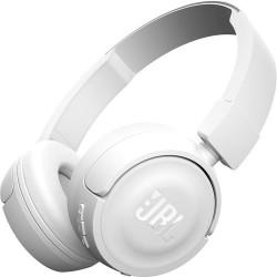 Earphones JBL T450BT (бял)