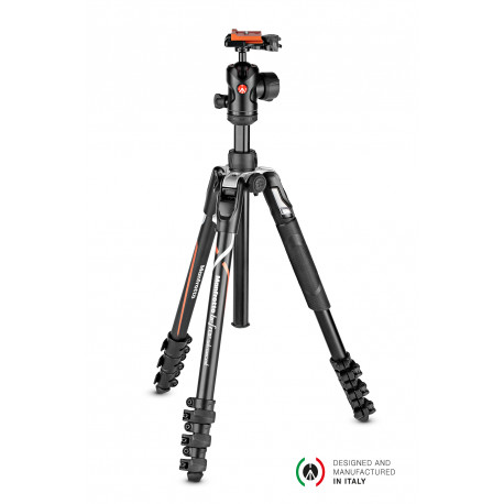 Manfrotto Befree Advanced Alpha tourist. tripod for Sony α7 and α9 cameras