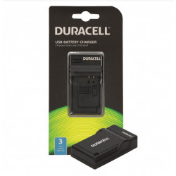 Charger Duracell DRP5957 USB Charger for Panasonic DMW-BLC12E