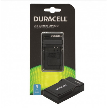 Duracell DRP5957 USB Charger for Panasonic DMW-BLC12E