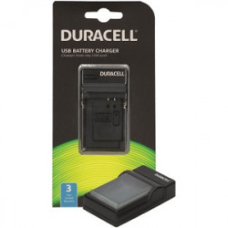 Duracell DRC5915 USB Charger for Canon LP-E17