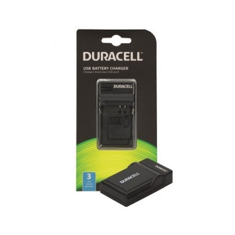 Duracell DRC5905 USB Charger for Canon LP-E10