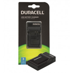 Duracell DRC5903 USB Charger for Canon LP-E6
