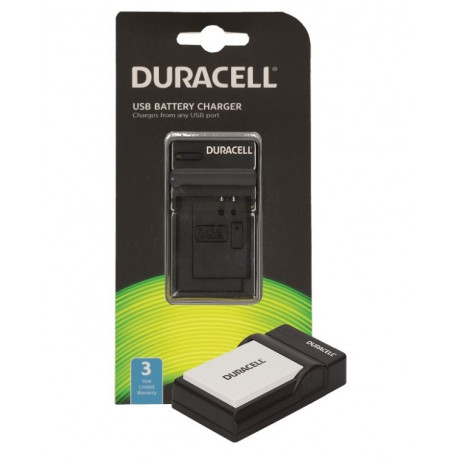 Duracell DRC5900 USB Charger for Canon LP-E8