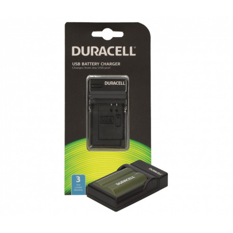 Duracell DRC5902 USB Charger for Canon BP-511