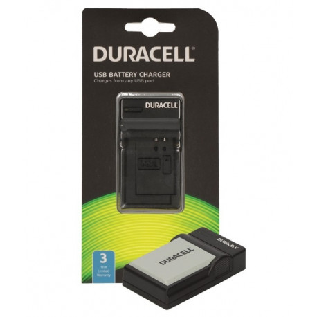 Duracell DRC5906 USB Charger for Canon LP-E5