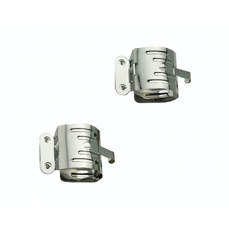 KAISER FILM CLIPS STAINLESS STEEL 2 PCS