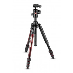 Tripod Manfrotto Befree Advanced Travel Tripod (Red)