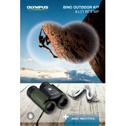 бинокъл Olympus 8X21 RC II WP Outdoor Kit