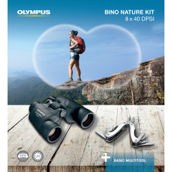 Binocular Olympus 8X40 DPSI Nature Kit