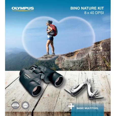 Olympus 8X40 DPSI Nature Kit