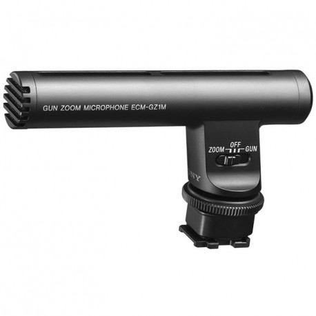 SONY ECM-GZ1M GUN ZOOM MICROPHONE