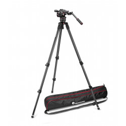 MANFROTTO MVKN8CUS NITROTECH 8/535 CF SINGLE LEGS TRIPOD KIT